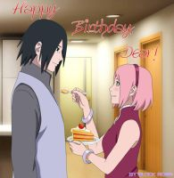 Happy Birthday Sasuke-kun! by byBlackRose