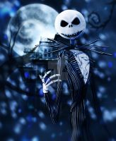 'Twas the Nightmare Before Christmas by MBHenriksen