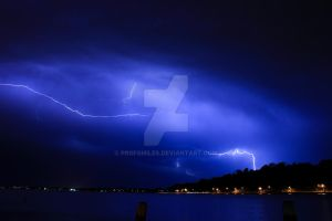 Clouded Thunder by ProfSmiles