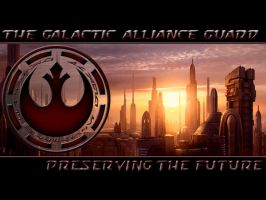 Galactic Alliance Guard by DarthAtreus