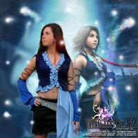 Yuna and Me by Here-is-MaryLou