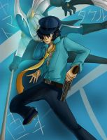 Naoto collab by SandraMJ