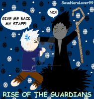 Give Me Back My Staff! - Rise Of The Guardians by SasuNaruLover99