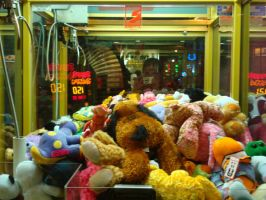 Crane Machine by tay0934