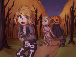 halloween by flabmil