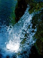 Falling Water 2 by Riverly