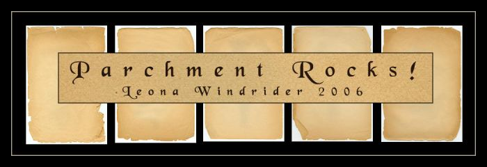Parchment Rocks Stock Pack by LeonaWindrider