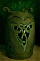 Celtic Pitcher by Navanna