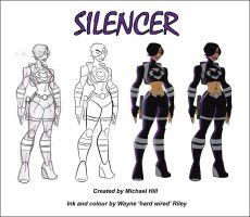 SILENCER WIP by icemaxx1