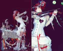 EMILIE AUTUMN 2007 by mFynn