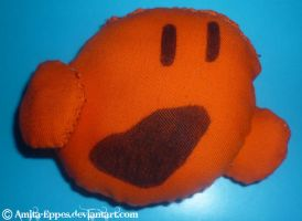 Eager plushie by Amita-Eppes