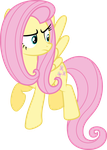 [Request] Fluttershy - 'You serious?' by Infinitoa