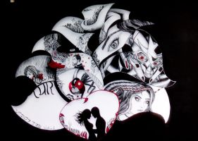 rose of my live by BlakSkull