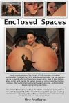 Enclosed Spaces Breast Expansion Comic! by RedFireD0g