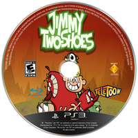 Jimmy Two-Shoes Game CD by ETSChannel