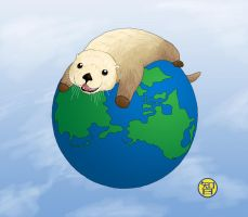 Otter World by -coldfusion-