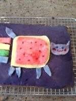 Nyan Cake 2 by aPelican