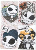 ATC Swap - Jack Skellington by Bonzo-1039