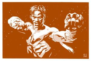 Tony Jaa by ronsalas