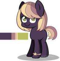 Pony Palette Adopt #3 - CLOSED by sararini