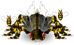 BH2: Spiderbee by KupoGames