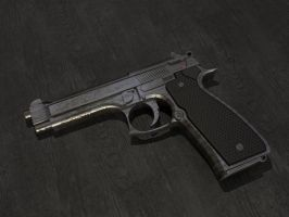 beretta by TheUncle