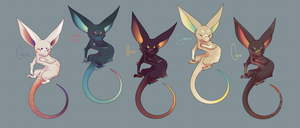 Nix adoptables! {closed} by tessary