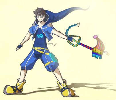 KH-John Egbert by loonytwin
