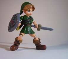 MM Link - Battle Stance by Lalam24