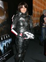 Mass Effect FemShep MCM May '12 by KaniKaniza
