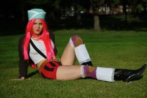 Jewelry Bonney- cosplay by SaaraZ
