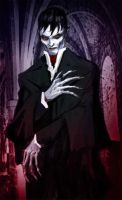 Barnabas Collins by pungang