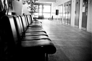 Waiting room by jozefmician
