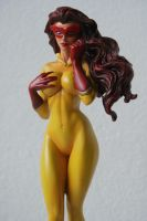 Firestar from Marvel Comics by JokerZombie