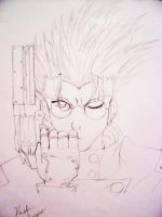 Vash the Stampede by LastHarliquin