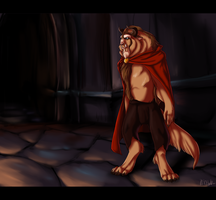The Beast by Susiron