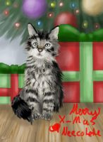 Merry X-Mas Guys Much Love by neecolette
