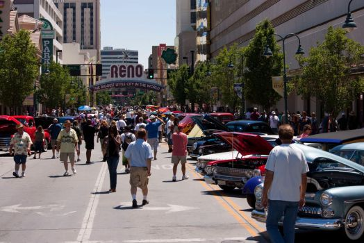 Hot August Nights Reno 2010 by Spumson