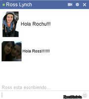 Chat falso de Ross Lynch by Kamiitinista