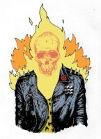 ghost rider by captainrosteck
