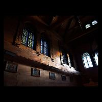 the wooden chapel by ograbek69