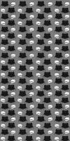 Skulls and Cats Custom box bg FREE TO USE! by Abissh