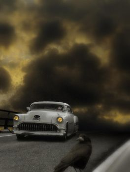 death drive by SHUME-1