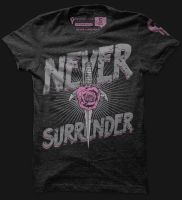 Never Surrender by seventhfury
