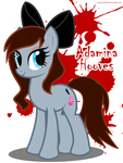 Gift Art - Adamina Hooves by ZearouAyedea