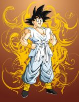 GOKU by cuete