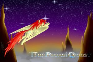 The Pegasi Quest by LordDivinity