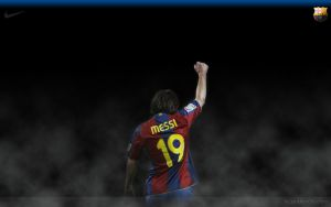Leo Messi by kcaudesign