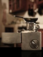 Zippo by bagia