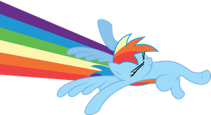 Rainbow Kick! by DeadParrot22